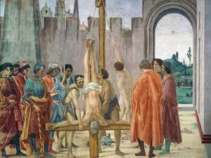 Martyrdom of Saint Peter, 1485 by Filippino Lippi