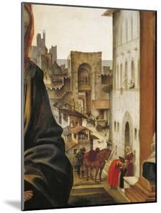 Nerli Altarpiece, 1493-1496 by Filippino Lippi