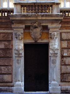 Palazzo Di Franco Lercari in Strada Nuova by Filippino Lippi