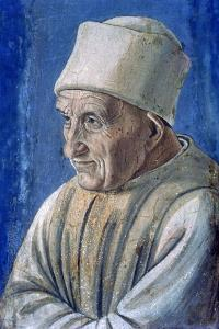 Portrait of an Old Man, 1485 by Filippino Lippi
