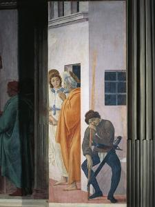 Saint Peter Freed from Prison by Filippino Lippi
