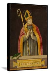 St. Donatus, c.1490 by Filippino Lippi