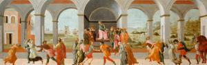 Story of Virginia by Filippino Lippi