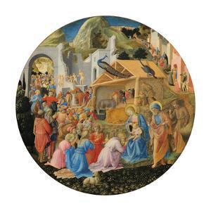 The Adoration of the Magi, c. 1440/1460 by Filippino Lippi
