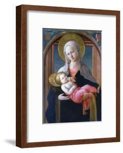 The Virgin and Child, C1450-1460 by Filippino Lippi