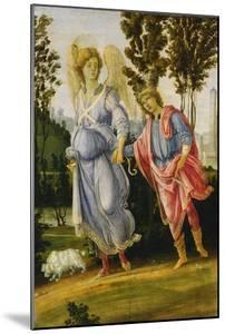 Tobias and the Angel, C.1475-1480 by Filippino Lippi