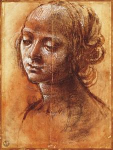 Womanly Figure by Filippino Lippi