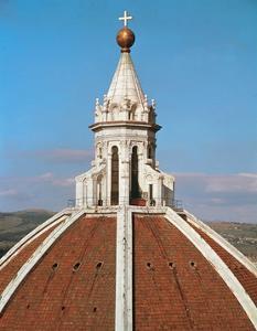 Cupola, Designed by Filippo Brunelleschi