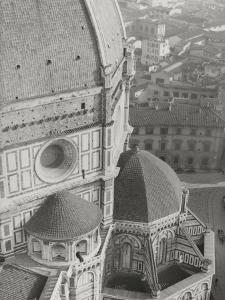 Dome of the Cathedral of Santa Maria Del Fiore, Florence by Filippo Brunelleschi