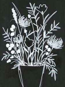 Black and White Bouquet 2 by Filippo Ioco
