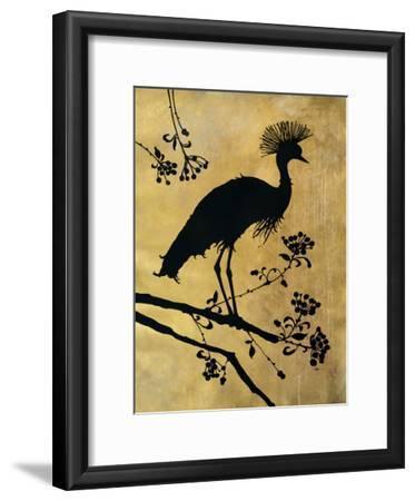 Golden Crowned Crane
