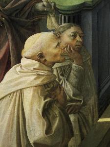Incoronazione Maringhi or Coronation of Virgin, 1441-1447 by Filippo Lippi