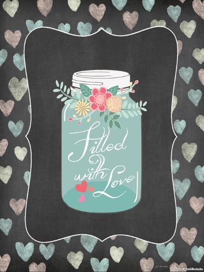 Filled with Love-Jo Moulton-Art Print