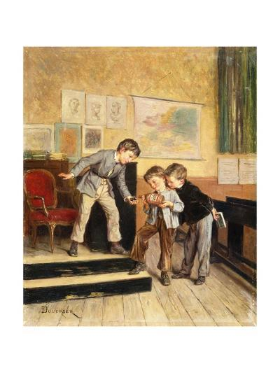 Filling the Inkwells-Theophile Emmanuel Duverger-Giclee Print