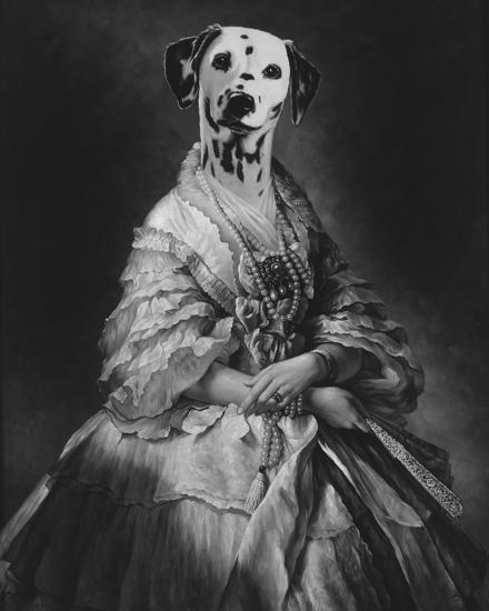 Film Noir - La Comtesse-Thierry Poncelet-Giclee Print