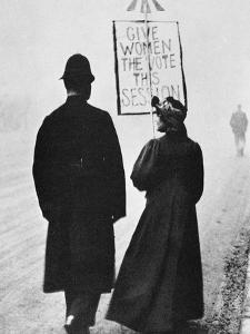 Film Still: Suffragette