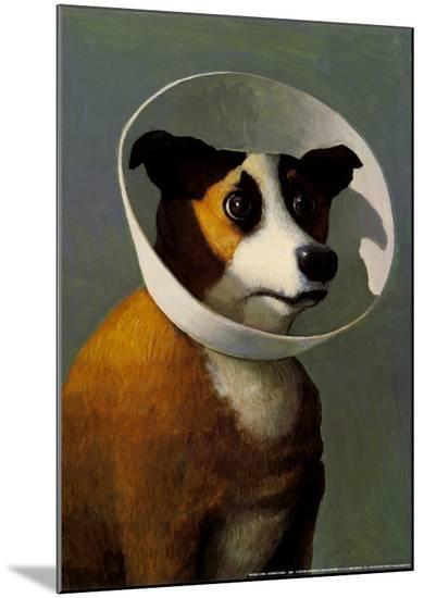 Filmhound-Michael Sowa-Mounted Print