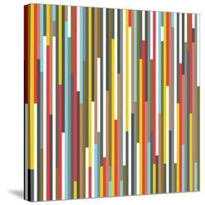 Technicolour Stripes by Fimbis