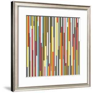 Technicolour Stripes by Fimbis