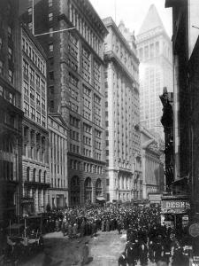 Financial Center, C1920