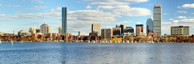 Financial District of Boston, Massachusetts-SeanPavonePhoto-Photographic Print