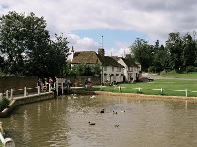 Finchingfield, Essex, England, United Kingdom-Philip Craven-Photographic Print