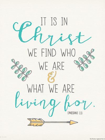Find Christ-Jo Moulton-Art Print