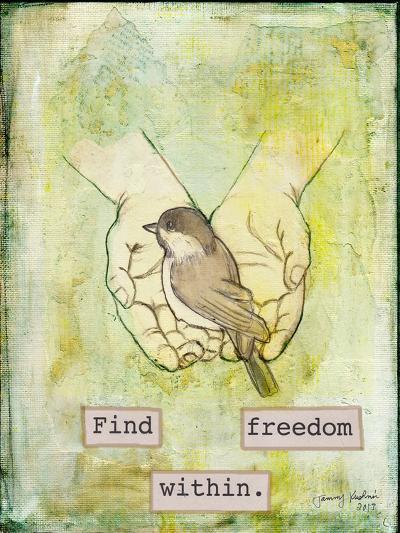 Find Freedom Within-Tammy Kushnir-Giclee Print