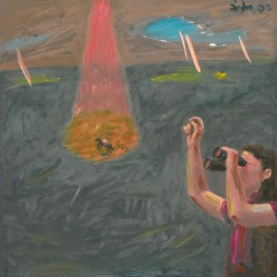 Finding the Prince in the Sky-Zhang Yong Xu-Giclee Print