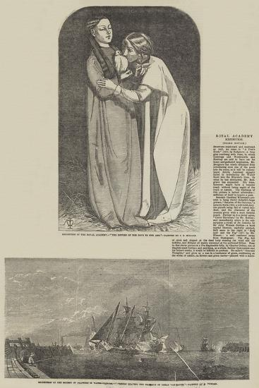 Fine Arts-John Everett Millais-Giclee Print
