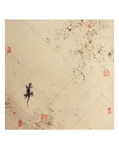Fine Brush Work Series, No.3-Xu Bin-Giclee Print