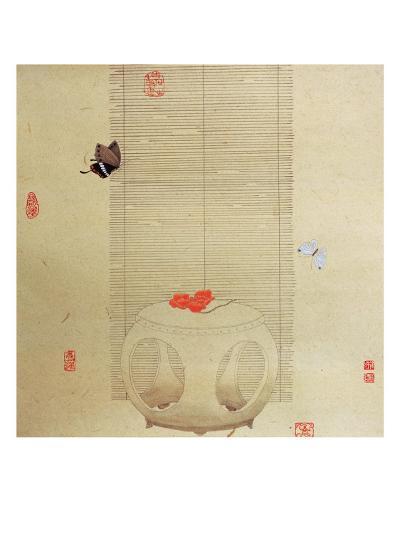 Fine Brush Work Series, No.6-Xu Bin-Giclee Print