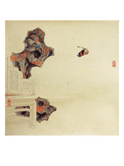 Fine Brush Work Series, No.9-Xu Bin-Giclee Print