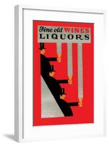 Fine Old Wines Liquors