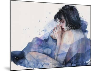 Fine on the Outside-Agnes Cecile-Mounted Print