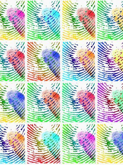 Fingerprints-Mehau Kulyk-Photographic Print