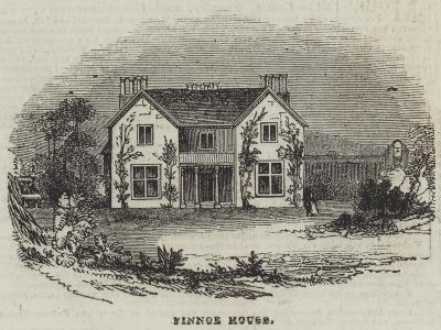 Finnoe House--Giclee Print