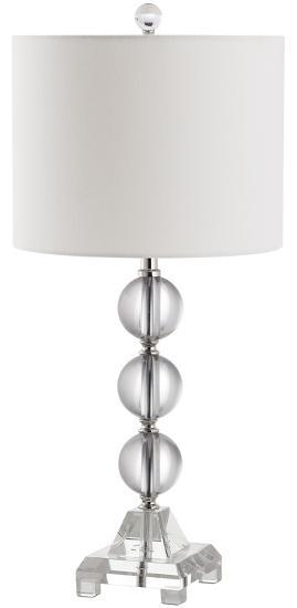 Fiona Crystal Table Lamp (Single)--Home Accessories