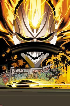 All-New Ghost Rider No. 11 Cover