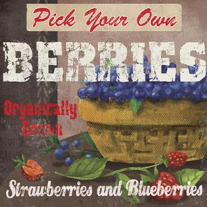 Berries by Fiona Stokes-Gilbert
