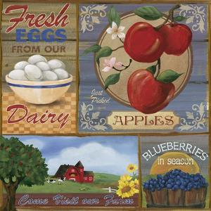 Farm by Fiona Stokes-Gilbert