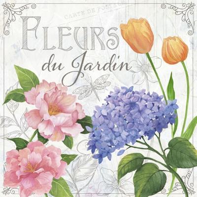 Fleurs I by Fiona Stokes-Gilbert
