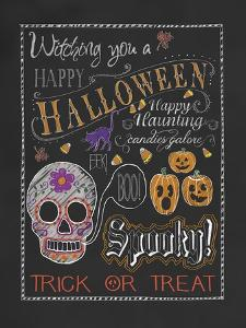 Halloween Card by Fiona Stokes-Gilbert