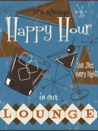 Happy Hour by Fiona Stokes-Gilbert