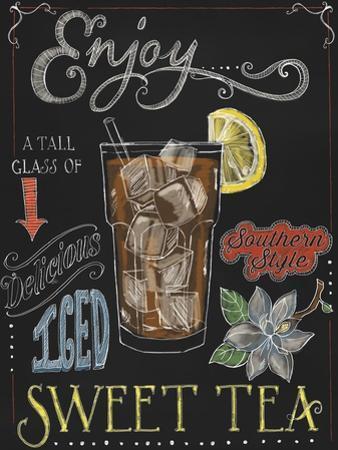 Iced Tea by Fiona Stokes-Gilbert