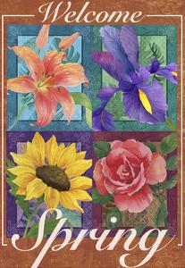 Multi Flower by Fiona Stokes-Gilbert