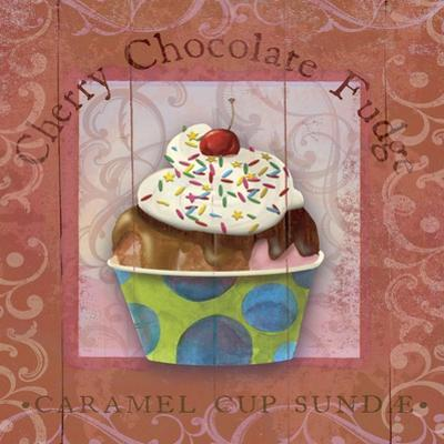 Parlor Ice Cream IV by Fiona Stokes-Gilbert