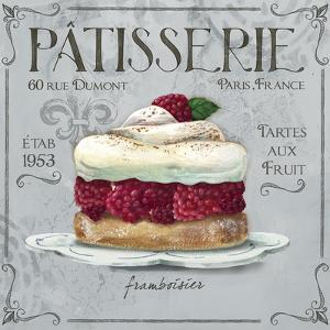 Patisserie 1 by Fiona Stokes-Gilbert