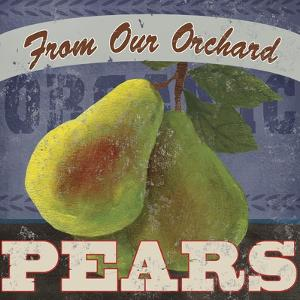 Pears by Fiona Stokes-Gilbert