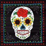 Sugar Skull I-Fiona Stokes-Gilbert-Giclee Print